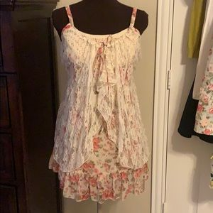 Frock and frill tunic. ❤️❤️❤️ size xl